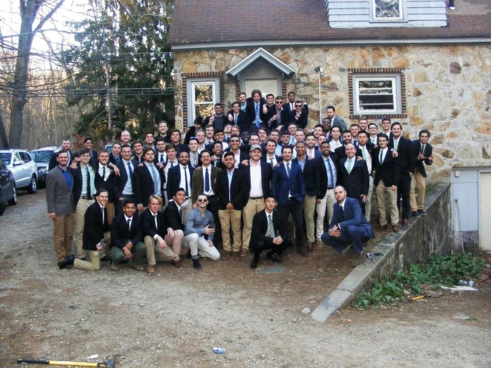The end of a successful Fall 2017 Rush Season