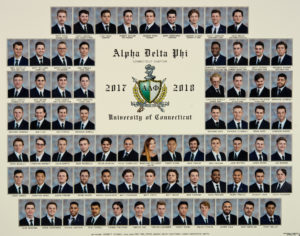 2017 - 2018 Alpha Delta Phi Composite Photo