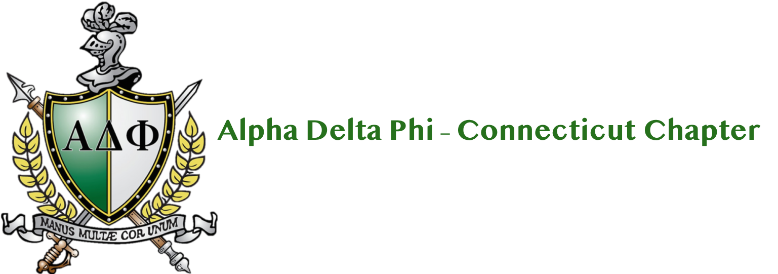 Alpha Delta Phi – Connecticut Chapter