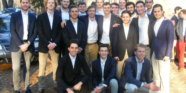 Connecticut Chapter Welcomes 17 New Brothers